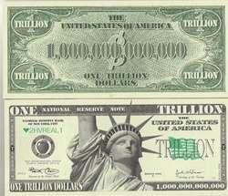 Trillion Bucks