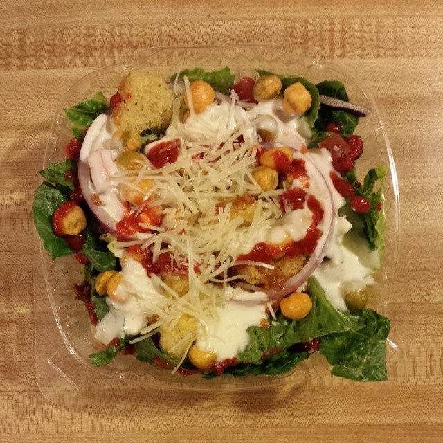 House Salad from Carinos