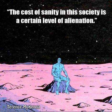 cost of sanity