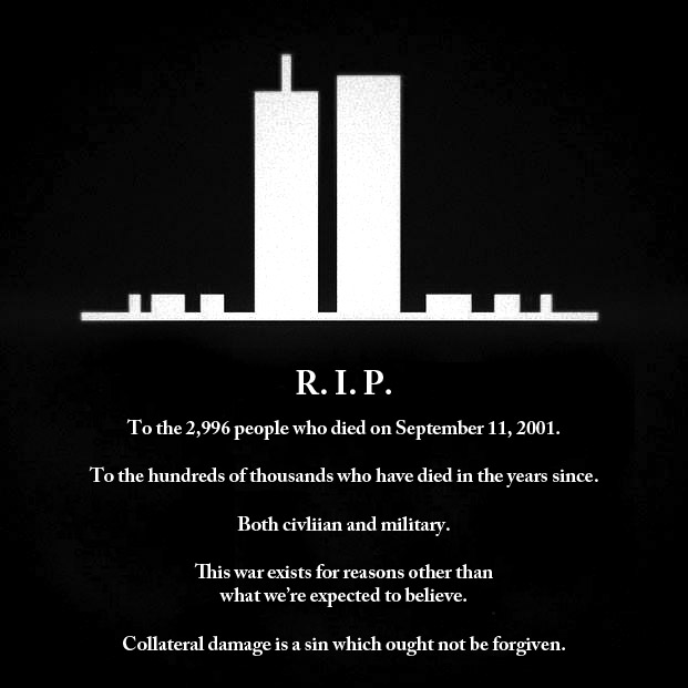 911 Rest in Peace
