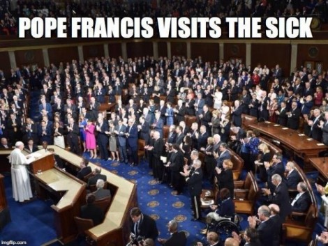 francis and congress