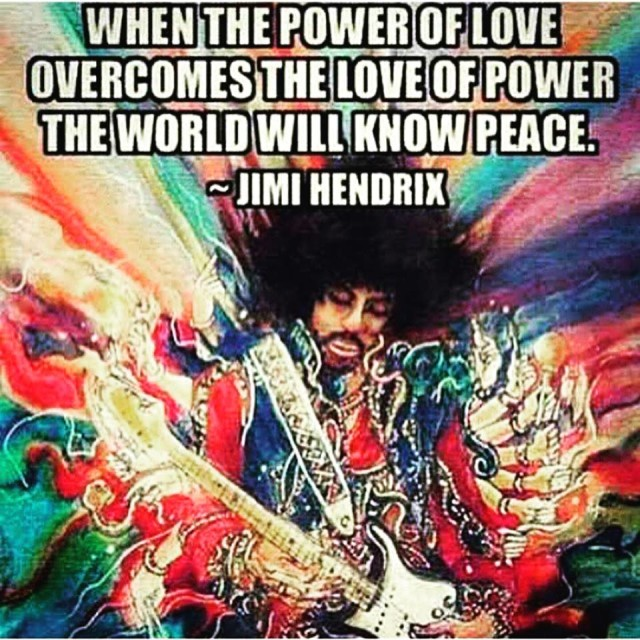 hendrix quote