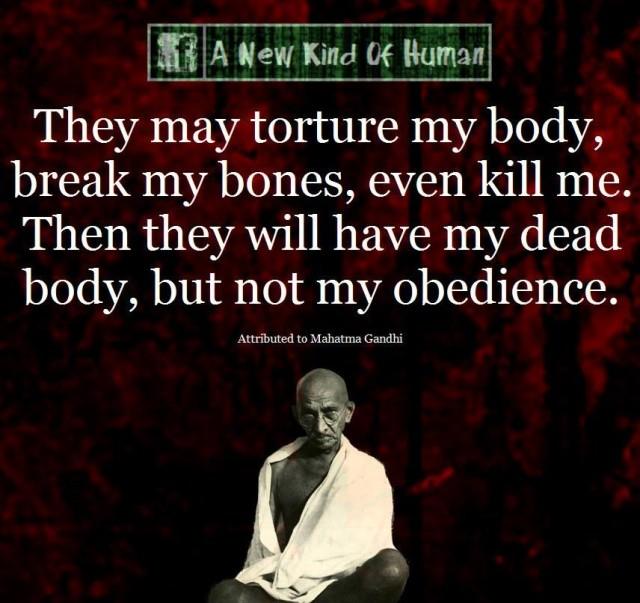 gandhi quote 2