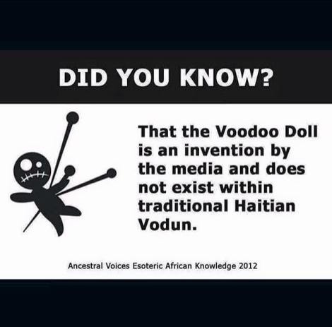 voodoo doll truth