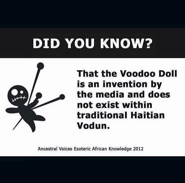 voodoo doll truth