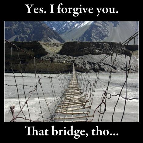 after forgiveness