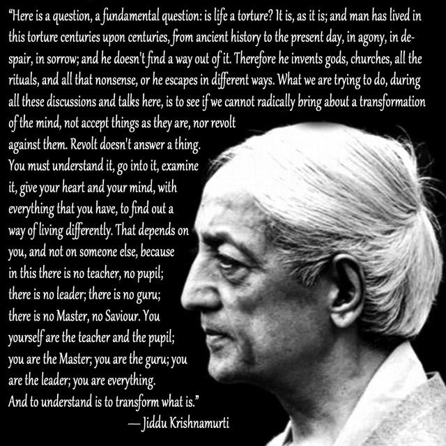 krishnamurti quote 2