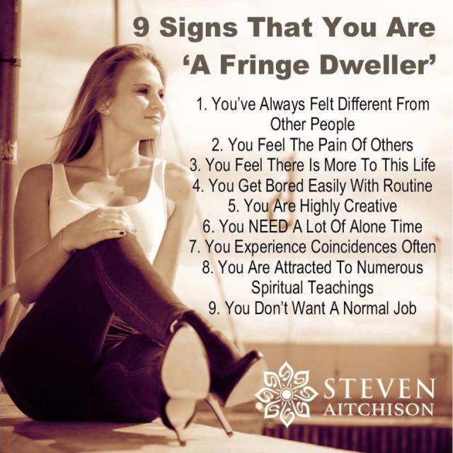 Fringe Dweller