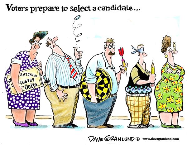 Voters-prepare