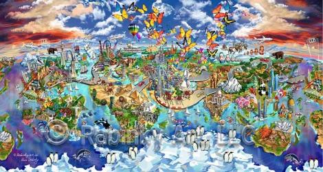 World_Map_Illustration_RabinkyArt