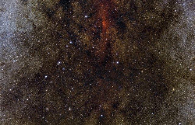 One million stars — towards the dark heart of the Milky Way*